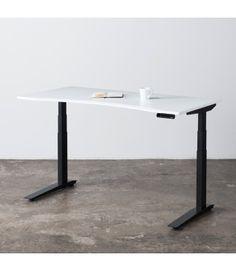 Novopal Sit To Stand Adjustable Standing Desk,Height Elevating Lift Desktop  Table,Monitor Riser/Workstation Converter With Lockable Shelf, 35.4