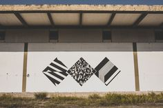 Two murals in Greece collaboration with Seikon.Thank's Alka Murat for the photos