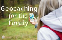 Love geocaching or interested in trying it as a family? Download a set of free Family Geocaching printable notebook pages.