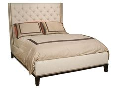 Shop for Vanguard Queen Bed, W521Q-HF, and other Bedroom Beds at Vanguard Furniture in Conover, NC. Fabric and Leather.