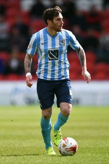 Romain Vincelot of Coventry City in Coventry City, In 2015, Football, Running, Sports, Roman, Soccer, Hs Sports, Futbol