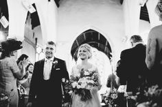 REAL WEDDING IN NORFOLK // Ellis + Michael