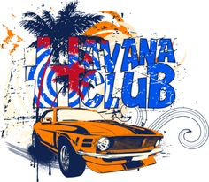 High Quality Guaranteed,create a gift with Havana club Design logo on t shirts or phone cases from HICustom.net .24 hour service available.