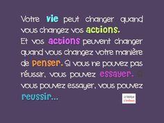 Votre vie peut changer... www.tdah.be