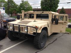"New Hampshire National Guard ""Humvee"""