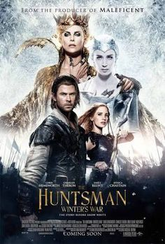 The Huntmans: winter war has Chris. Hemsworth in it