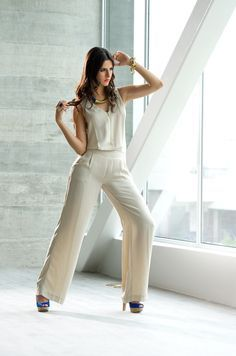 Jumpsuit Outfit, Dress Outfits, Cool Outfits, Casual Outfits, Fashion Outfits, Womens Fashion, Dresses, Casual Chic, Brunch Dress