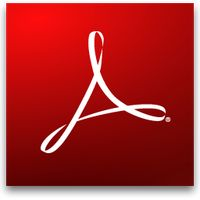 Adobe Acrobat can make a document's text searchable.