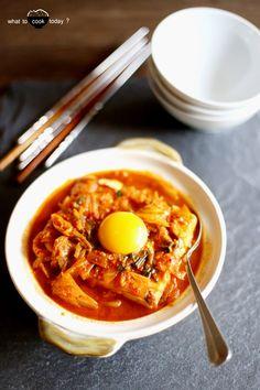 ... RICO SABOR DE KOREA on Pinterest   Kimchi, Stew and Kimchi fried rice