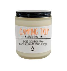 Camping Gift Ideas Scented Candle Gifts For Campers Candles