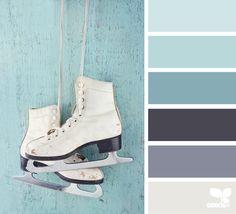 skate tones - color palette from Design Seeds - skate themed. Colour Pallette, Color Palate, Colour Schemes, Color Patterns, Color Combinations, Grey Palette, Design Seeds, Murs Pastel, Colour Board