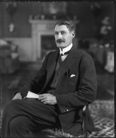 Patrick Bowes-Lyon Born September 1884 at Glamis Castle,Glamis, Scotland Died Earl of Strathmore and Kingthorne . He married Lady Camilla Dorothy Godolphin Osbourne Victorian Mens Fashion, Bowes Lyon, Lady Elizabeth, Vintage Gentleman, My Family History, Duke Of York, Queen Mother, National Portrait Gallery, King George