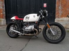 BMW Cafe Racer - repined by http://www.motorcyclehouse.com/ #MotorcycleHouse