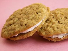 I love this recipe for oatmeal cream pies...can't wait to make them again tomorrow! YUM!