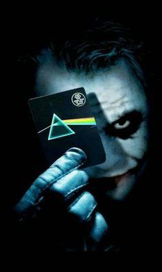 Heavy Metal, Pink Floyd Art, Vintage Music Posters, Vintage Metal Signs, Cinema Movies, Dark Side, Emo, Joker, Cartoon