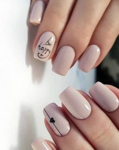 70 cute valentine nail art designs for 2019 - page 2 of 4 - carol miller pur . - 70 cute valentine nail art designs for 2019 – page 2 of 4 – carol miller purdy – - Nail Art Cute, Easy Nail Art, Cute Nails, Pretty Nails, Nail Art Designs Images, Square Nail Designs, Simple Nail Art Designs, Designs For Nails, Blog Designs