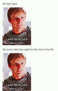 Let me go ahead and apologize for my Merlin bombarding and possible spoilers. Tonight was the last episode and the last time my life had purpose (just kidding) Sorry Pinterest followers, I have feelings that cannot be contained...