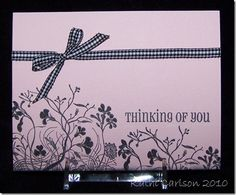 stampin up essence of love - Google Search Your Cards, Cardmaking, Thinking Of You, Stampin Up, Friendship, Encouragement, Toy, Female, Google Search