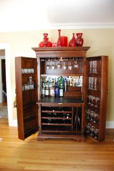 Martha Stewart Furniture Bernhardt martha stewart for bernhardt more armoire bar armoires bar bar martha ...