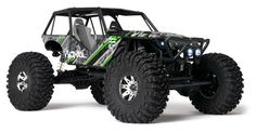 Axial Wraith 1/10 2.4GHz Electric RTR RC Rock Racer