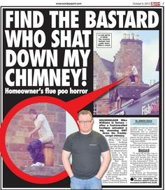 British newspaper headlines. | 22 Quirks British People Don't Realise Are Super Weird