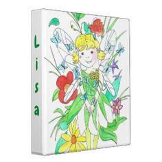 Butterfly Fairy Binder Custom Name Nursery Paintings, Nursery Art, Summer Tunes, Moon Fairy, Fairy Queen, Butterfly Fairy, Blue Fairy, Fairy Art, Blue Glitter