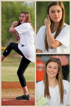 Sadie Robertson-sort of an actress. I know, girl from Duck Dynasty who is totally awesome!
