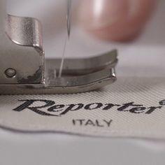 - Made in Italy  - Per noi il Made in Italy è impegno, ma soprattutto ragione di orgoglio. Tutte le camicie Reporter Italy sono prodotte interamente in Italia ed ognuna di esse è certificata dalla prima all'ultima fase della confezione, per garantire la tracciabilità e la massima qualità del prodotto, piena espressione dei nostri valori.