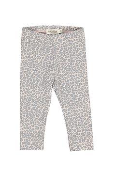 Leopard Leggings Rose Leo