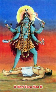 T  for  Tara aka Shri Tara Maa.