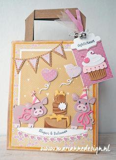 Creatable - Hearts & cotton lace » Marianne Design