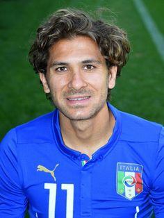 Alessio Cerci maglia numero 11 dell'Italia ai Mondiali 2014
