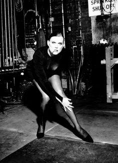 Ann Reinking as Roxie Hart (1996)