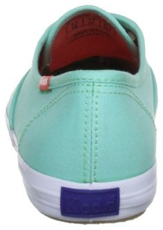 Cute and comfortable! Perfect for strolling around Double Decker.    Keds Women's Champion Seasonal Brights Fashion Sneaker