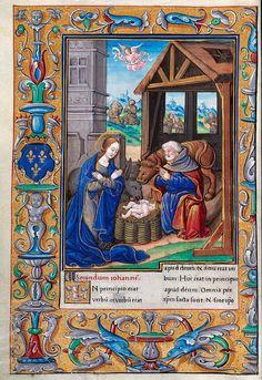 Biblioteca Digital Hispánica - 005-Evangeliario de París para uso de Carlos Duque de Angulema - 1500-1600
