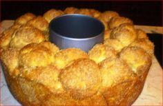 Το ψωμί της μαϊμούς Μια ιδιαίτερη και νοστιμότατη συνταγή που έφτιαξε ο Άκης.