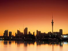 Skyline, Auckland, North Island, New Zealand