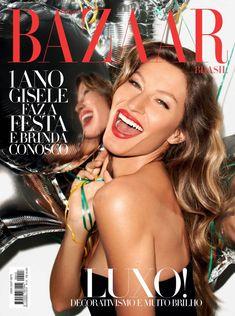 November 2012 Harper's Bazaar - Gisele