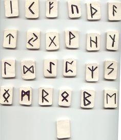 Pagan symbols and Wynns research.