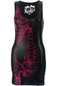 Iron Fist dress