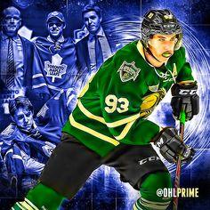 Mitchell Marner, Toronto Maple Leafs (London Knights)