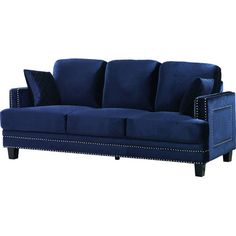 You'll love the Ferrara Nailhead Sofa at Wayfair - Great Deals on all Furniture products with Free Shipping on most stuff, even the big stuff.