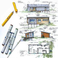 #Repost from @olgapovarova . . . #alvindrafting #draftingtools #drafting #draft #draw #drawing #drawingtools #architect #architecture…