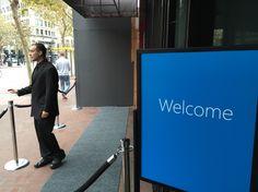 Windows 10: San Francisco conference