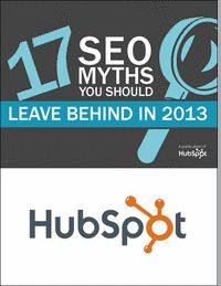 This guide debunks the most common myths and assumptions about how SEO works, so you can make sure you're not wasting a single moment on things that simply don't matter for SEO in 2013.