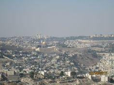 """""""La Terra Santa"""" - Gerusalemme - Israele. La foto del giorno di Manuela Ferroni"""