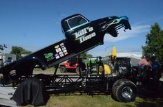 Truck And Tractor Pull, Tractor Pulling, Truck Pulls, Logging Equipment, Race Day, Sled, Tractors, Badass, Monsters