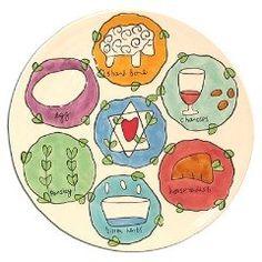 seder plate craft - Google Search