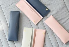 PENCIL CASE | Pen Case | Bullet Journal | School Supplies | Stationery | Scrapbooking | Diy | Korean Pen | Japanese Pen | Gift | Pouch