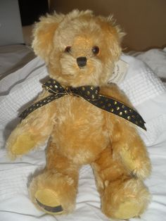 Limited edition Canterbury bear 218/750   eBay